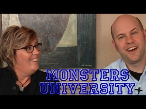 DP/30: Monsters University director, co-writer & producer
