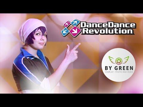 Dance Dance Revolution (DDR) - Emi Toshiba cosplay