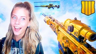 TACTICAL RIFLES ARE OP! Gold Auger! Road to Dark Matter - Auger DMR (BO4)