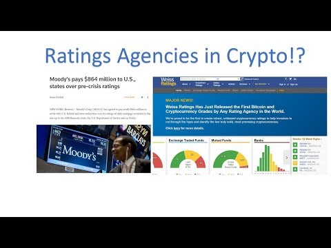 Ratings Agency in Crypto!? My Grade: Fail