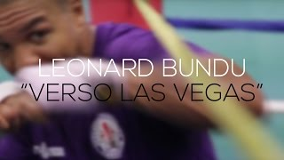 """LEONARD BUNDU """"Verso Las Vegas"""" - Bundu vs Thurman - di Franco Ligas"""
