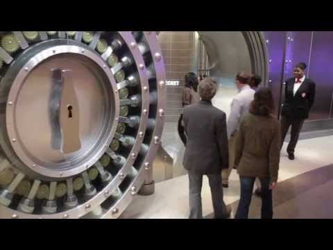 Explore Inside the World of Coca-Cola: Vault of the Secret Formula