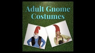 Adult Gnome Costumes