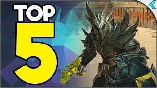 Top 5 Upcoming Rpg Mobile Games  Android/ios  2018 - 2019