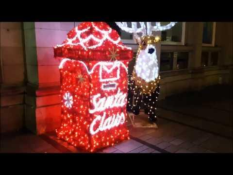 Cork, Ireland. Festive mood))) (November-December 2016)