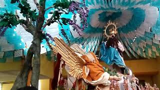 ⛪Entrada de virgen. De Inmaculada Concepción