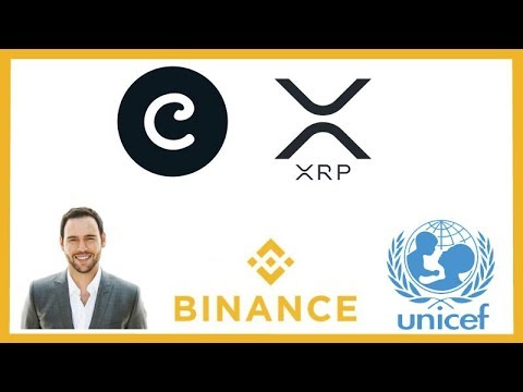 Coil XRP Web Monetization - Scooter Braun Fights XRP FUD - Binance Charity - UNICEF France Crypto Mp3