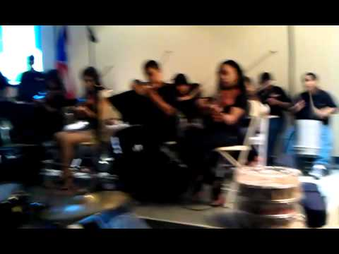 Revolution Band SU Federico Degetau- Halo
