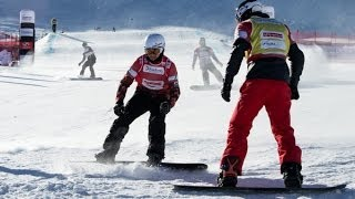 Shaun Palmer & the Snowboard World Cup 2014