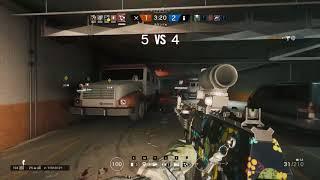 My video from Tom Clancy's Rainbow Six Siege.