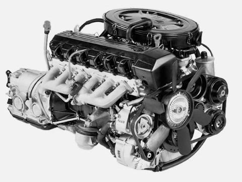 Mercedes Benz W124 E260. Обзор мотора.