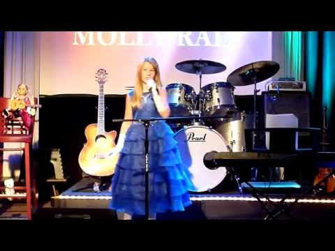 """Martina McBride's """"God's Will"""" by 11-year-old Molly Rae at Wind Horse Theater, Eustis, FL (9/6/14)"""