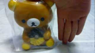 AUCTION : Rare Jumbo RK holding Cruller, Jumbo RK Toast squishies! CLOSED Thumbnail