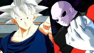 ULTRA INSTINCT ARRIVES! Ultra Instinct Goku Vs Jiren Team Battle   Dragon Ball FighterZ MODS