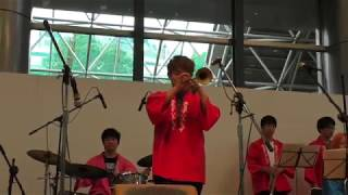天理大学ALS Jazz Orchestra〜Swing Jazz Cruise2019(2019.9.21)