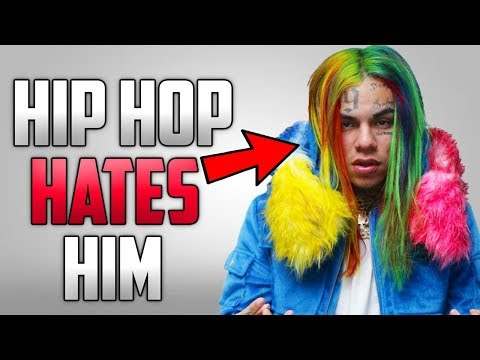 Why Does Hip Hop Hate Tekashi69?
