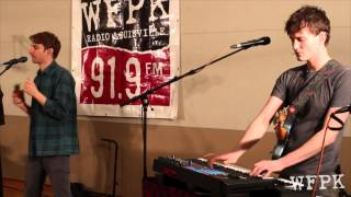Glass Animals Live - WFPK Members Only Show