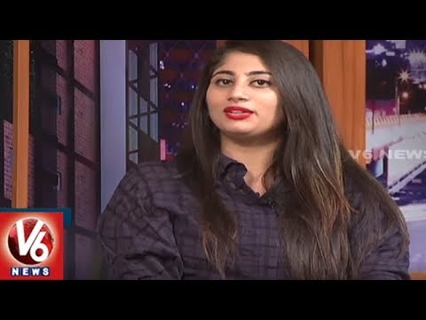 Miss India Asia Pacific International 2017 Title Winner Manasa Exclusive Interview | V6 News