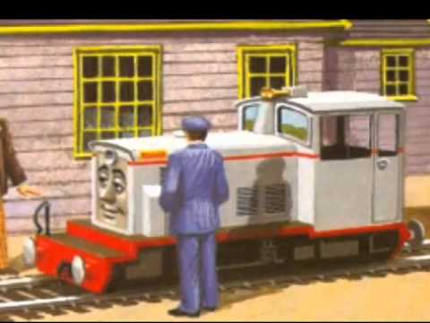 a tribute to the narrow gauge engines