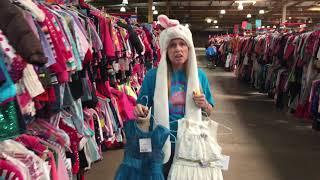 finding bargains at the LA Kids Consignment sale fall 2017
