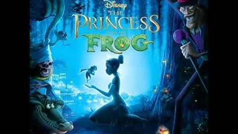 Princess and the Frog OST - 15 - Ray Laid Low