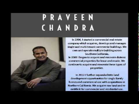Praveen Chandra