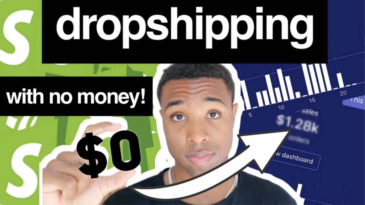 How To Start Shopify Dropshipping With NO MONEY From Scratch in 2020