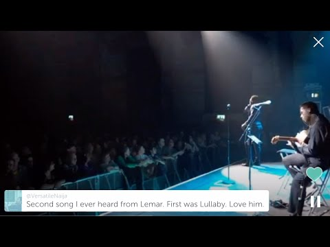 Lemar | If There's Any Justice (LIVE Periscope Stream at Cambridge Corn Exchange)