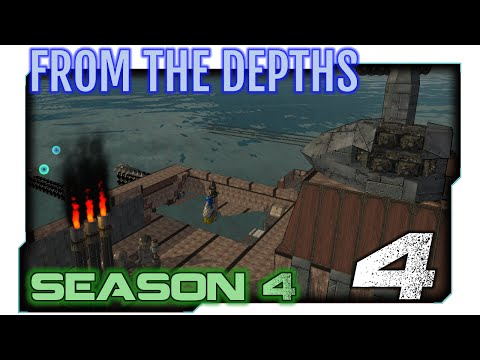 Let's Play From the Depths \ Gameplay (Season 4) - 1. New Campaign, Same Ocean