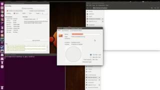 Change permissions on a hard drive in Ubuntu