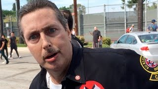 Exclusive Video: KKK Grand Dragon explains why they held demonstration in Anaheim