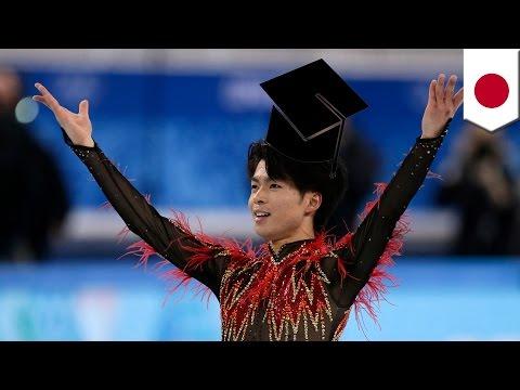 町田樹が電撃引退を氷上で発表…大学院進学へ