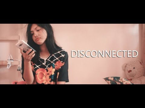 "SOCIAL MEDIA ADDICTION SHORT FILM ""DISCONNECTED"""