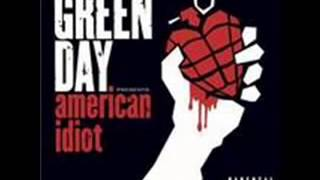Green Day - Wake Me Up When September Ends [Lyrics]