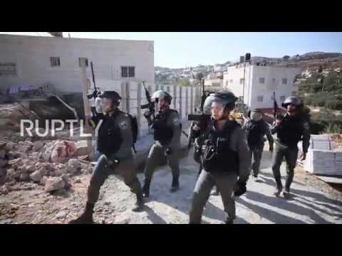State of Palestine: Clashes erupt during al-Walaja home demolitions