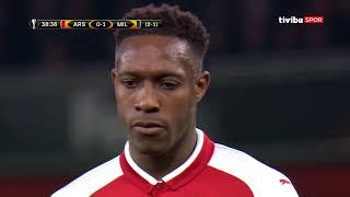 Arsenal 3-1 Milan | UEFA Avrupa Ligi Son 16