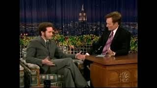 Conan O'Brien to Danny Masterson, 2004: