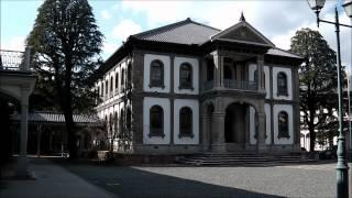 これは京都にある龍谷大学の大宮キャンパスの建物を撮影してきた動画で...