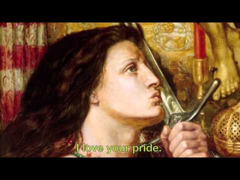 Joan of Arc - Jennifer Warnes & Leonard Cohen