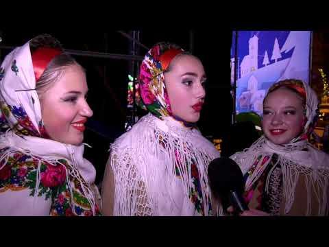 TV7plus Телеканал Хмельницького. Україна: Андріївські вечорниці у Хмельницькому.