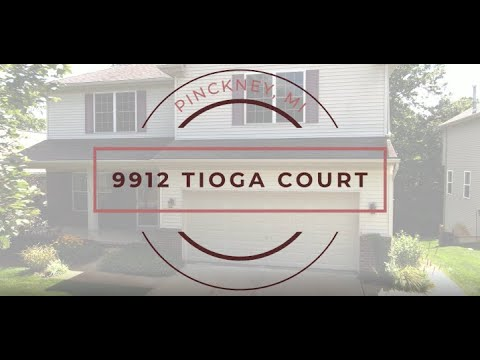 New Listing: 9912 Tioga Court