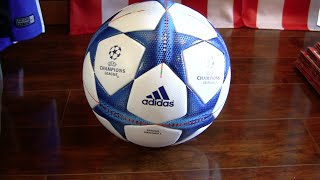 UEFA Champions League 2015/16 Official Match Ball: Review