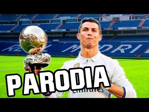 Canción de Cristiano Ronaldo (Parodia Starboy - The Weeknd)