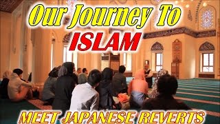 Japanese Converted To Islam Telling Their Stories - Tokyo Grand Mosque يابانيون يحكون قصه اسلامهم
