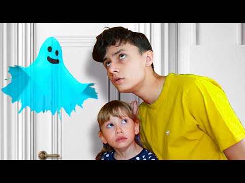 Alena And Ghost Adventures - Stories For Children