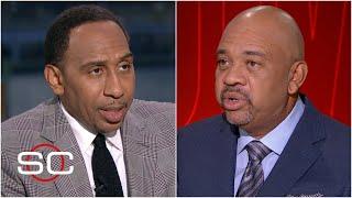 Stephen A. Smith, Michael Wilbon react to Breonna Taylor grand jury announcement   SportsCenter
