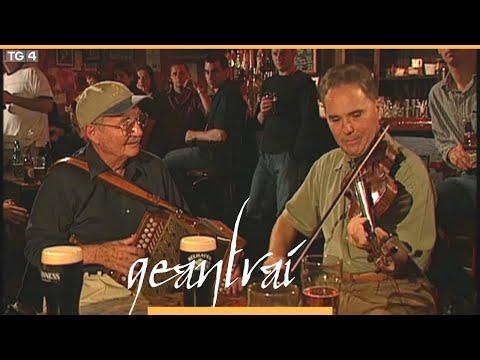 Joe Derrane|Seamus Connolly|The Burren Boston|Geantraí 2003.