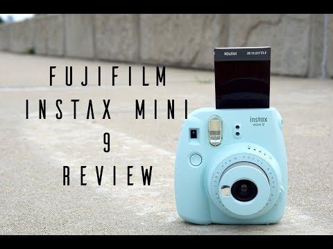 Fujifilm Instax Mini 9: Hands On & Review
