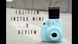 Fujifilm Instax Mini 9: Hands On & Review