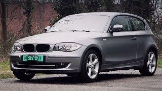 BMW 1 Series -my2004-2011-